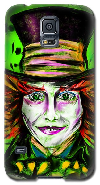 Mad Hatter Galaxy S5 Case