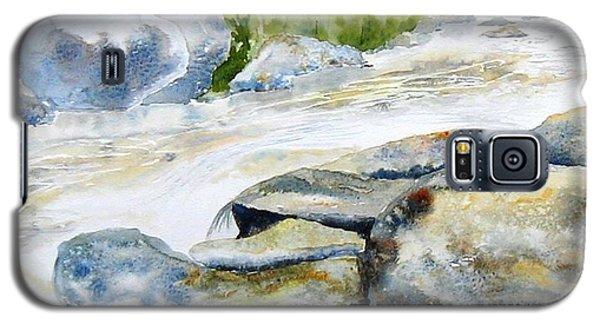Mad River Rocks Galaxy S5 Case