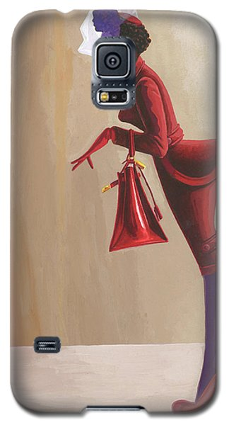 Madame Rouge Galaxy S5 Case