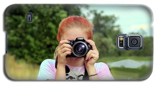 Maddie Ama Galaxy S5 Case