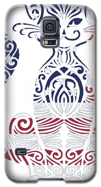 Made In The Usa Cat Galaxy S5 Case