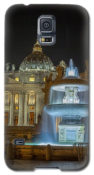 Maderno's Fountain Galaxy S5 Case