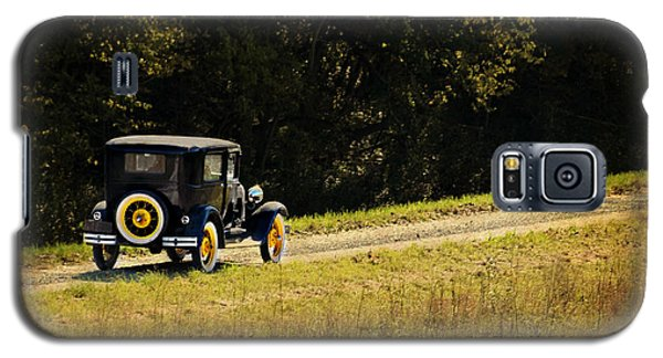 Madison County Back Roads-ford Galaxy S5 Case by Kathy M Krause