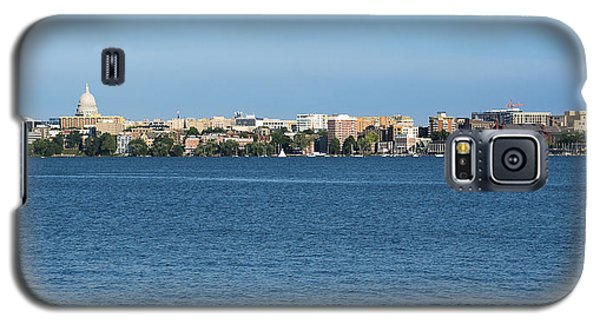 Madison Skyline From Picnic Point Galaxy S5 Case