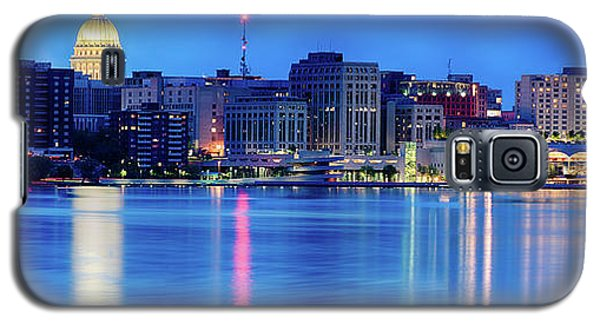 Madison Skyline Reflection Galaxy S5 Case