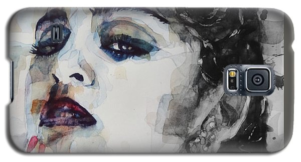 Galaxy S5 Case featuring the mixed media Madonna  Like A Prayer by Paul Lovering