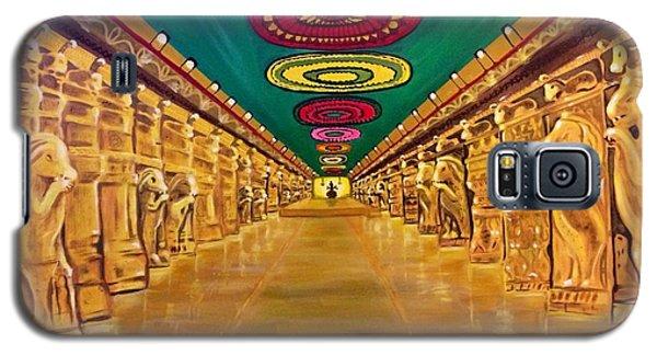 Madurai Meenakshi Temple Mandapam Galaxy S5 Case