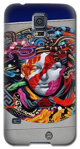 Medusa Mural  Galaxy S5 Case