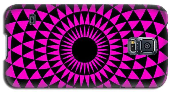 Magenta Balance Galaxy S5 Case