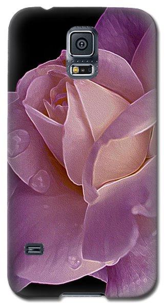 Magenta Queen 8  Galaxy S5 Case