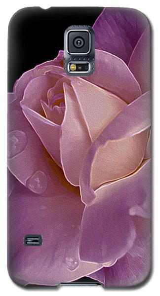 Magenta Queen 8  Galaxy S5 Case