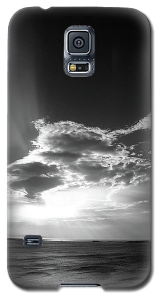 Magheracross Sunset Galaxy S5 Case
