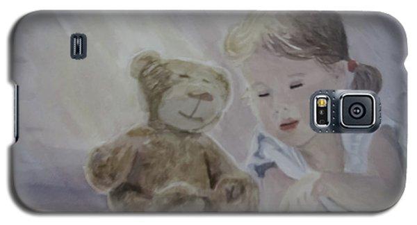 Magic Book Galaxy S5 Case by Annie Poitras