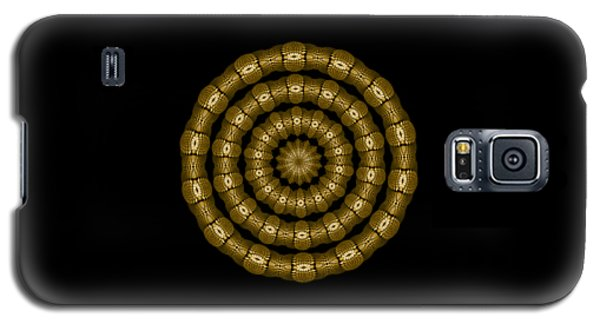 Magic Brass Rings Galaxy S5 Case
