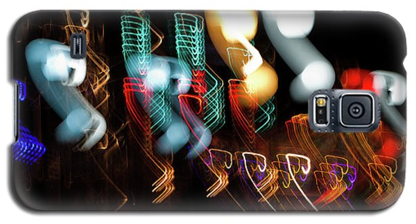 Magic Color Galaxy S5 Case