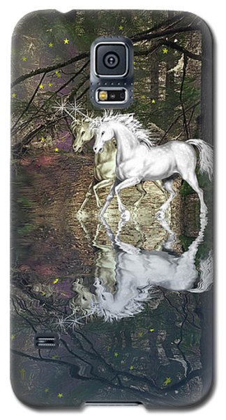 Galaxy S5 Case featuring the photograph Magic by Diane Schuster