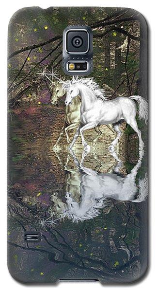 Magic Galaxy S5 Case by Diane Schuster