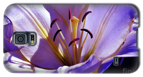 Magic Floral Poetry Galaxy S5 Case