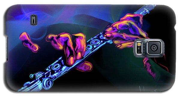 Magic Flute Galaxy S5 Case