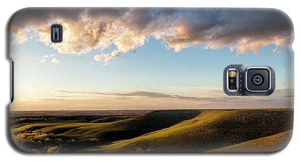 Magic Hour In The Flint Hills Galaxy S5 Case