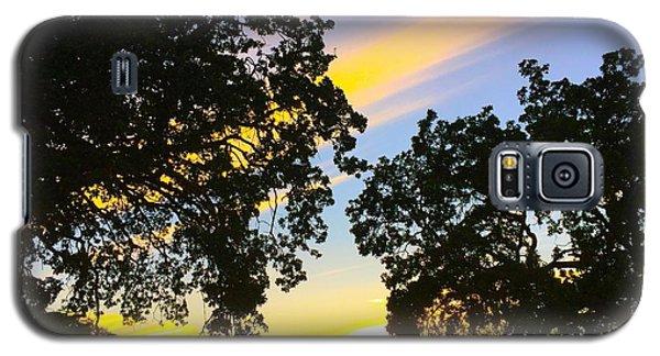 Magic Hour Sunset Galaxy S5 Case