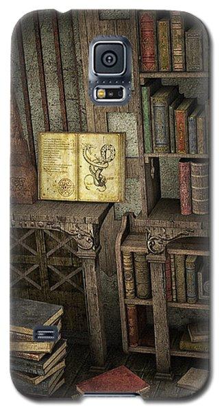 Magic Literature Galaxy S5 Case