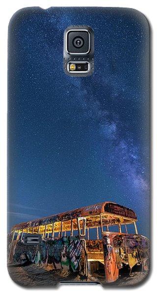 Magic Milky Way Bus Galaxy S5 Case