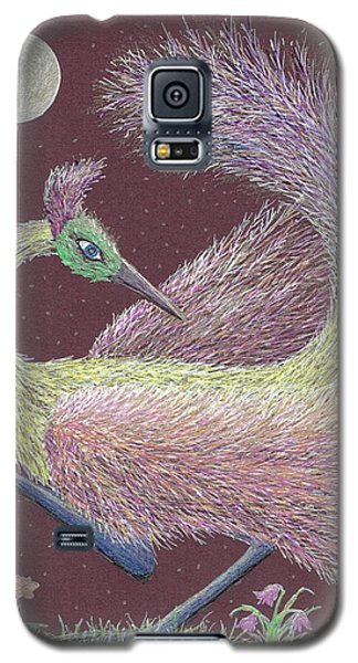 Magic Moon Dance Galaxy S5 Case