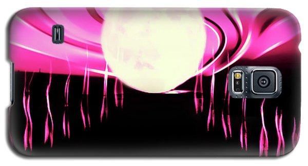 Magic Moon Galaxy S5 Case