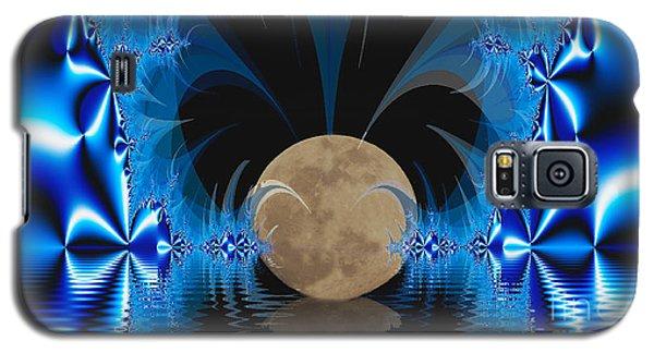 Magic Moon Galaxy S5 Case by Geraldine DeBoer