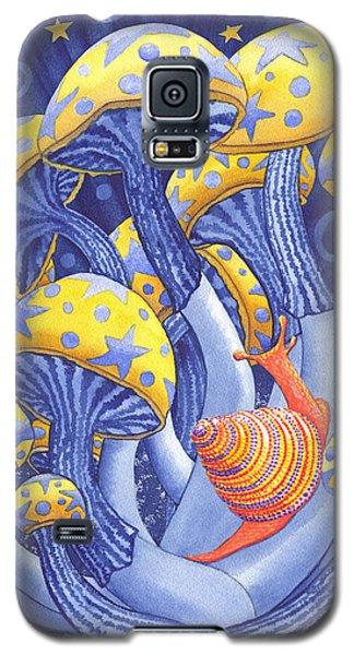 Magic Mushrooms Galaxy S5 Case