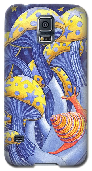 Magic Mushrooms Galaxy S5 Case