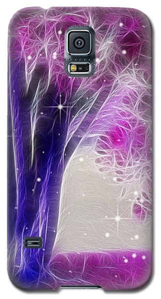 Galaxy S5 Case featuring the digital art Magic Myrtle by Wendy J St Christopher
