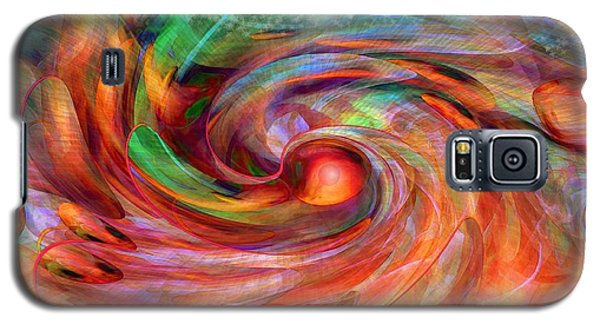 Magical Energy Galaxy S5 Case
