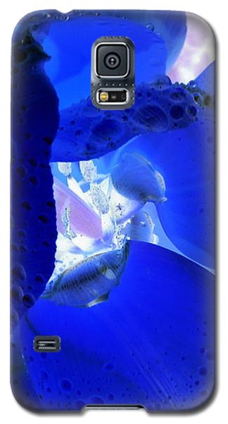 Galaxy S5 Case - Magical Flower I by Orphelia Aristal