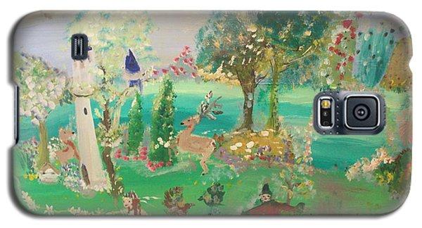 Magical Garden Galaxy S5 Case by Judith Desrosiers
