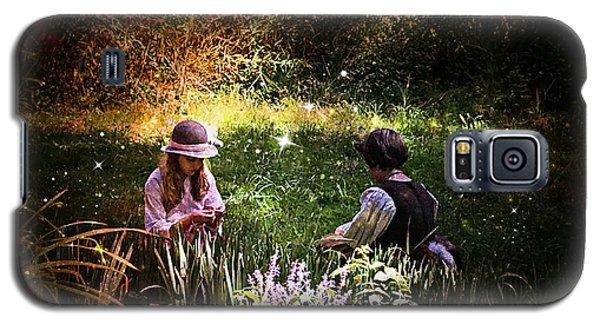 Magical Garden Galaxy S5 Case