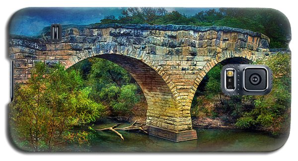 Magical Middle Of Nowhere Bridge Galaxy S5 Case
