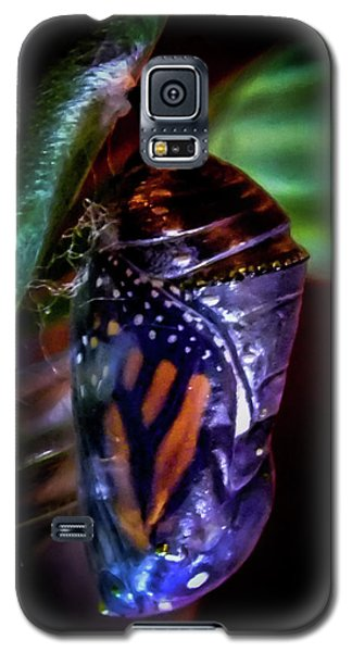 Magical Monarch Galaxy S5 Case by Karen Wiles