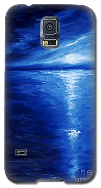 Magical Moonlight Galaxy S5 Case by James Christopher Hill