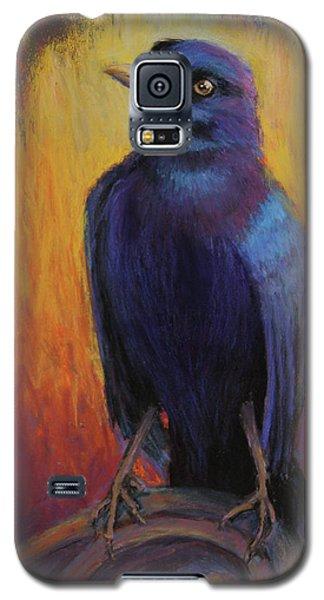 Magnificent Bird Galaxy S5 Case