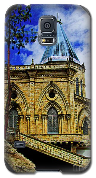 Galaxy S5 Case featuring the photograph Magnificent Church Of Biblian by Al Bourassa