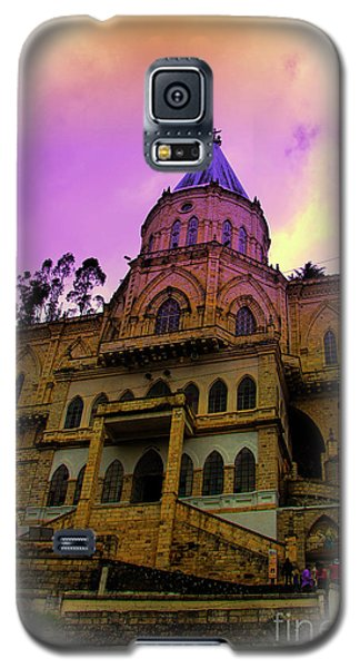 Galaxy S5 Case featuring the photograph Magnificent Church Of Biblian II by Al Bourassa