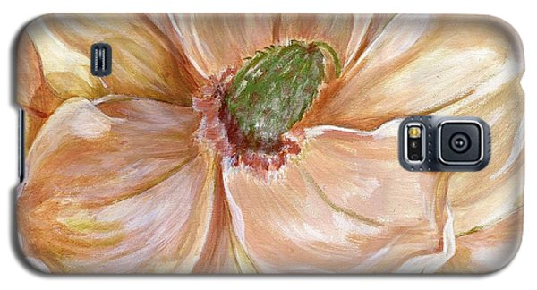 Magnificent Magnolia -1 Galaxy S5 Case by Sheron Petrie