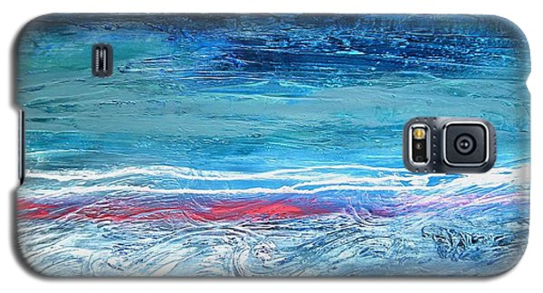 Magnificent Morning Abstract Seascape Galaxy S5 Case