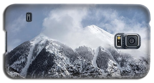 Galaxy S5 Case featuring the photograph Magnificent Mountains In Telluride In Colorado by Carol M Highsmith