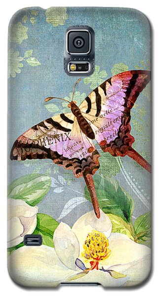 Magnolia Dreams  Galaxy S5 Case