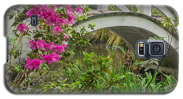 Magnolia Gardens Galaxy S5 Case