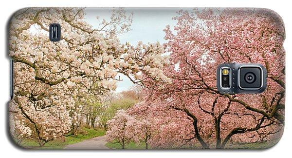 Magnolia Grove Galaxy S5 Case by Jessica Jenney
