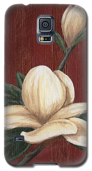 Magnolia I Galaxy S5 Case